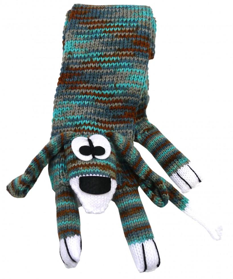 Scarf Knitting Kits Uk : Wendy four legged friend dog scarf knitting kit