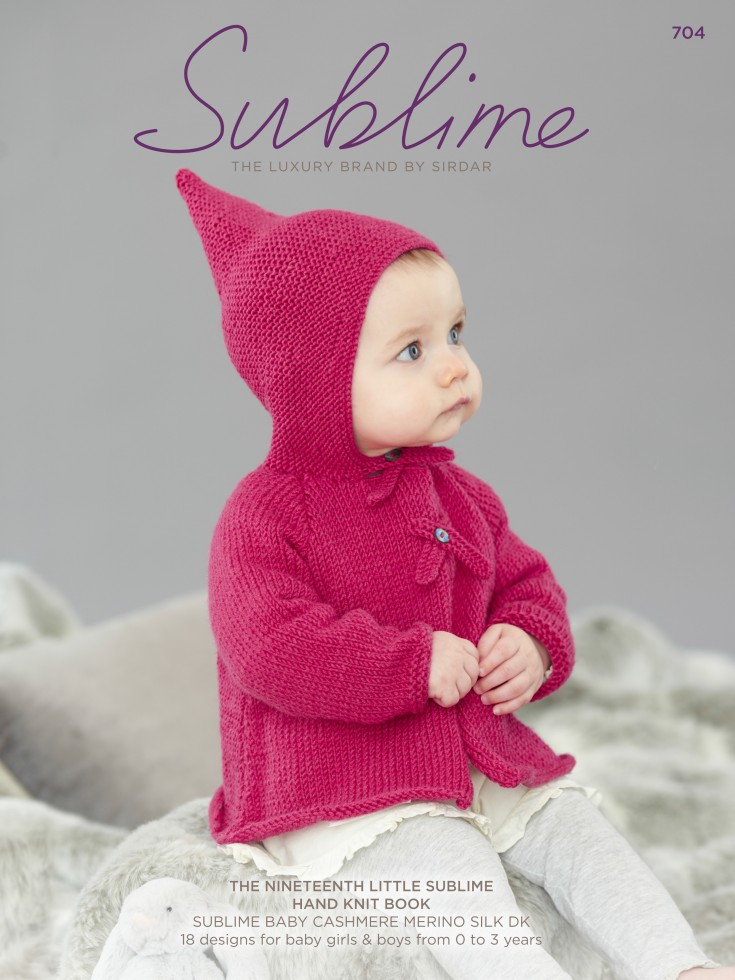 Knitting Patterns For Teddy Bear Clothes : Free UK P&P - Sublime Knitting Pattern Book Baby The Nineteenth Little Ha...