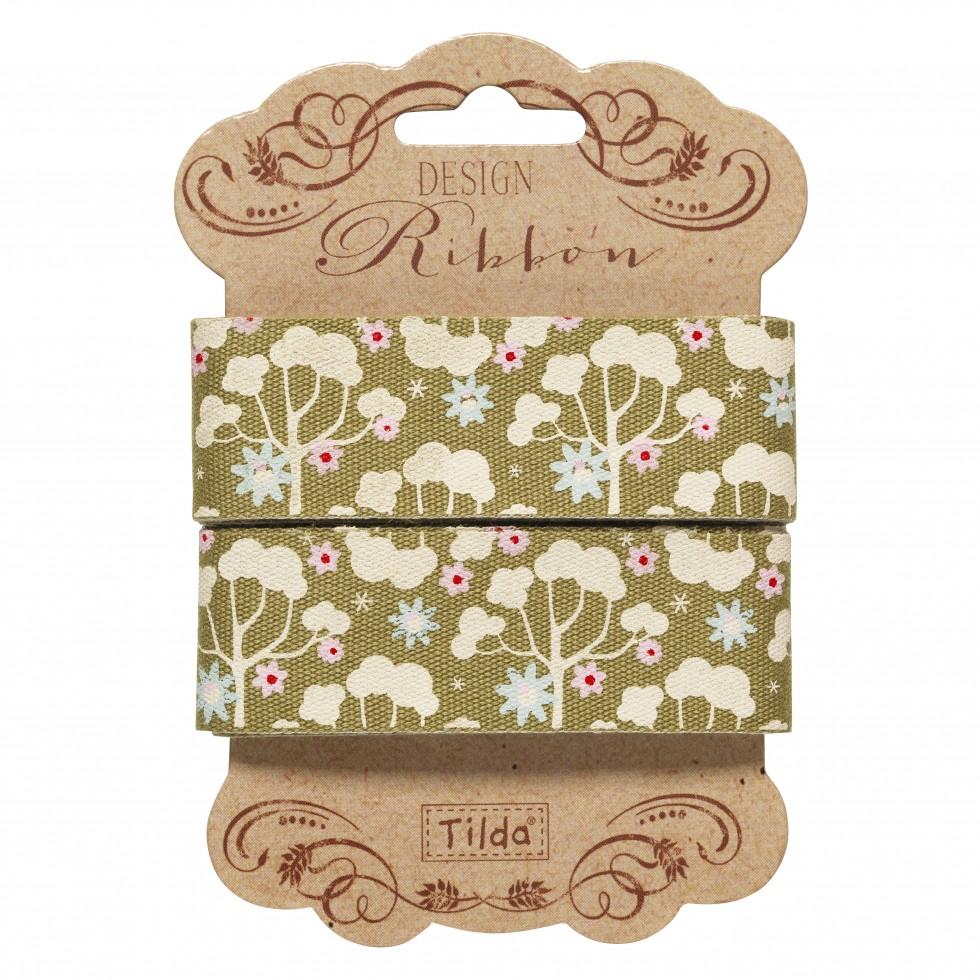 Tilda cinta de jardín silvestre-por paquete TD481122-M