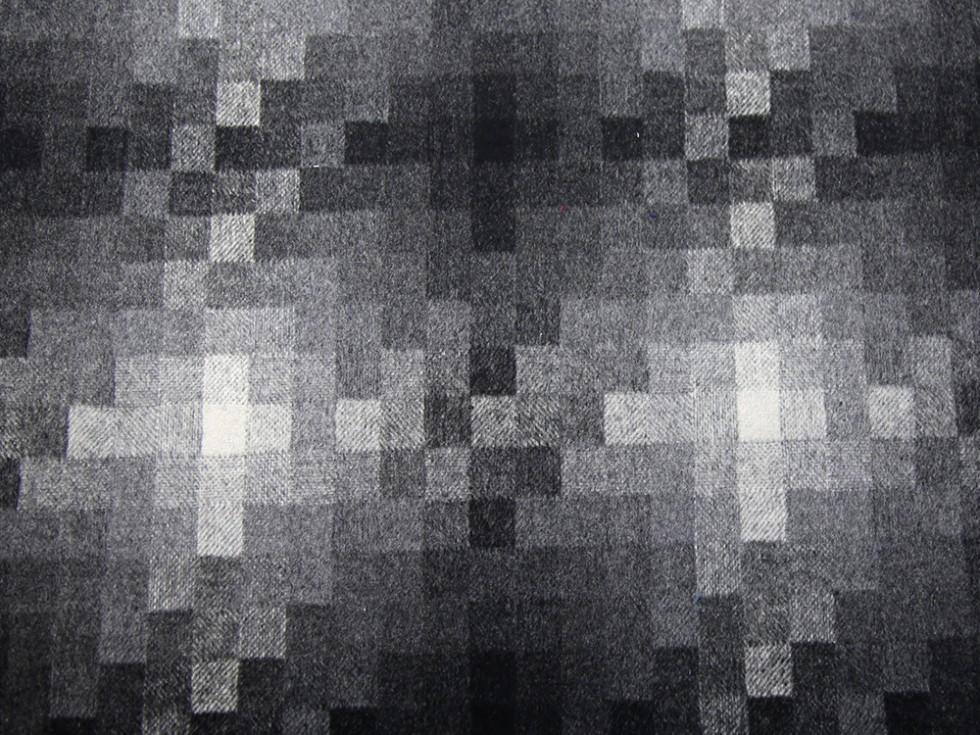 Polyester-amp-Wool-Geometric-Squares-Coating-Dress-Fabric-Argyll-Pink-M