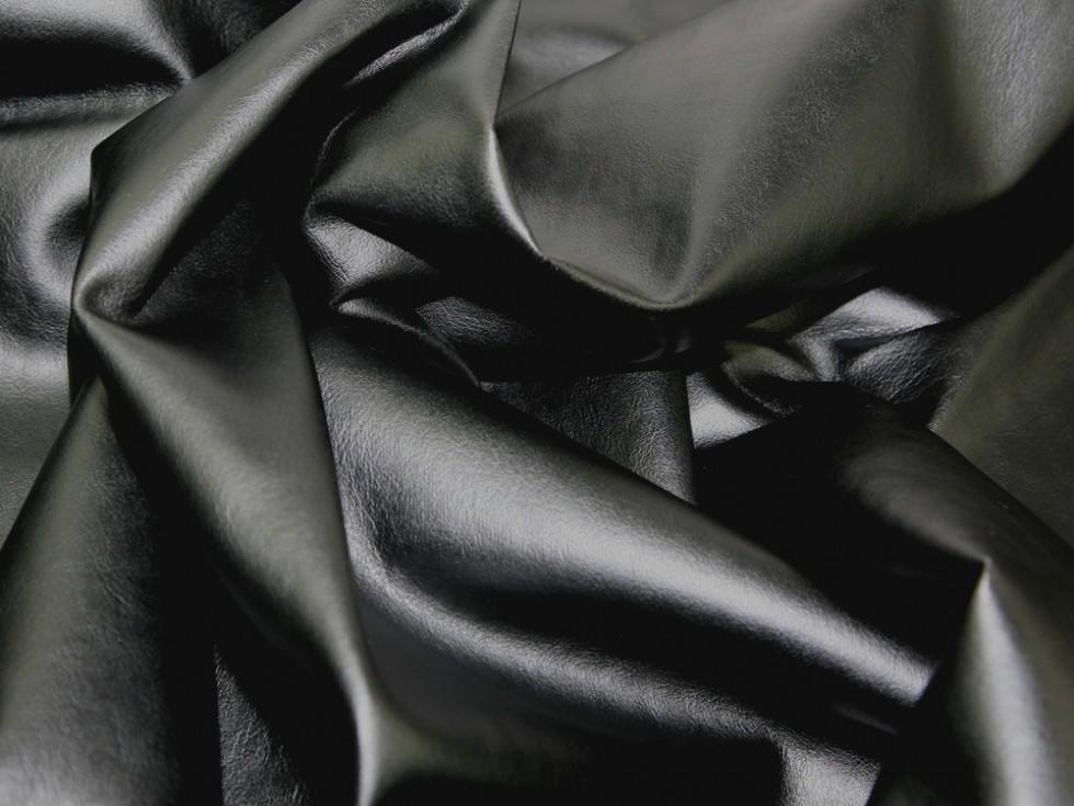 thumbnail 2 - Soft PVC Leathercloth Faux Leather Pleather Fabric (C2708-M)