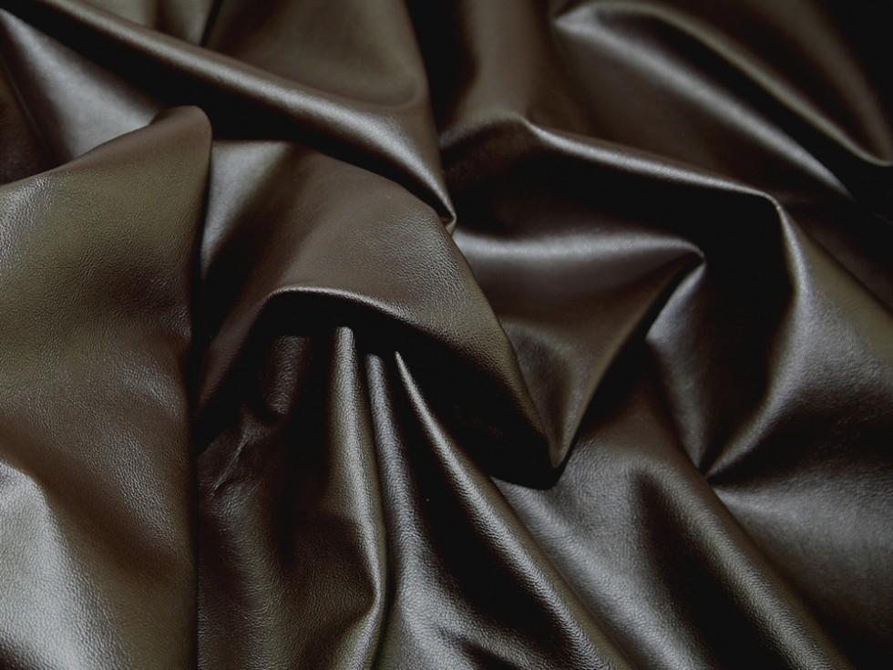 thumbnail 3 - Soft PVC Leathercloth Faux Leather Pleather Fabric (C2708-M)