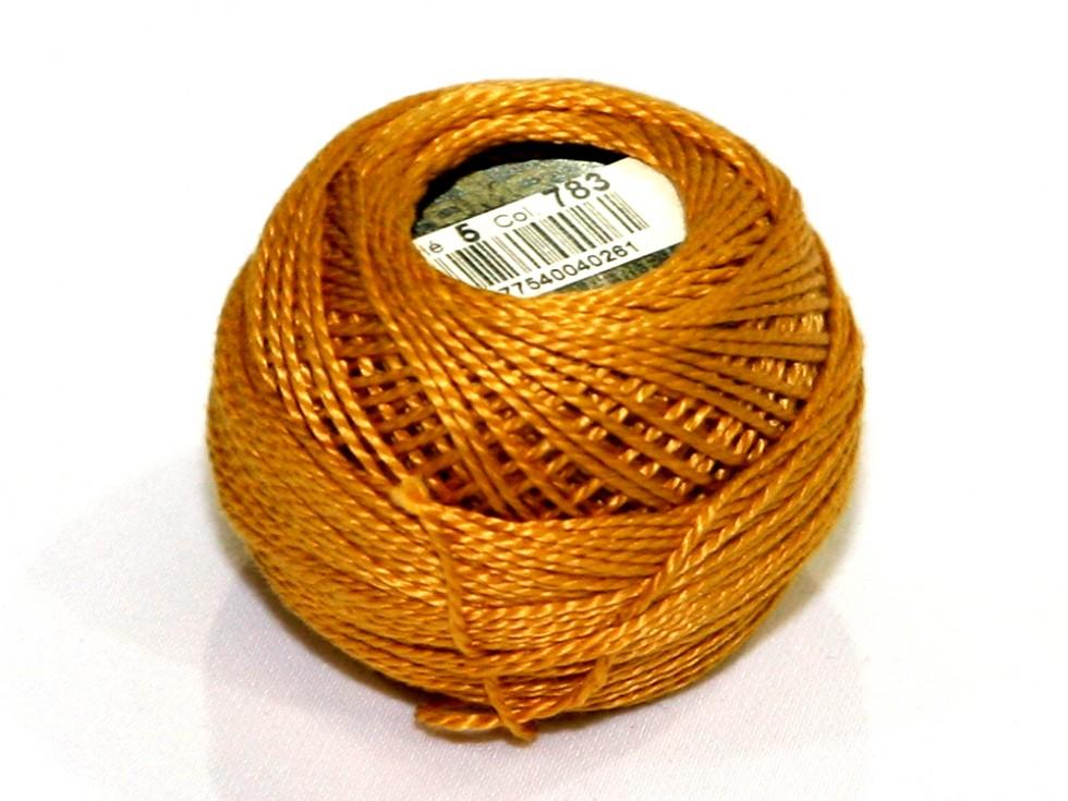 DMC Cotton Perle Thread Size 8 per 10 gram ball D116-8-M